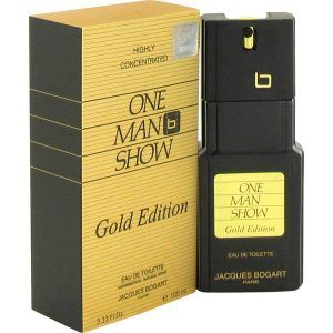 One Man Show Gold Cologne, de Jacques Bogart · Perfume de Hombre