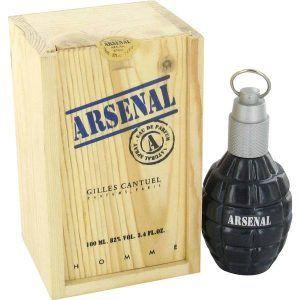 Arsenal Blue Cologne, de Gilles Cantuel · Perfume de Hombre