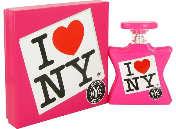 perfume I Love New York Perfume