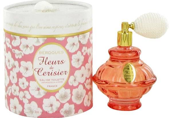 perfume Fleurs De Cerisier Berdoues Perfume