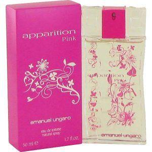 Apparition Pink Perfume, de Ungaro · Perfume de Mujer