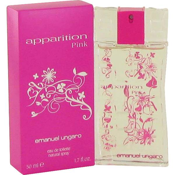 perfume Apparition Pink Perfume