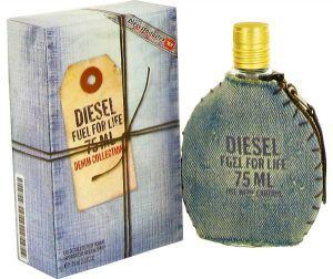 Fuel For Life Denim Cologne, de Diesel · Perfume de Hombre