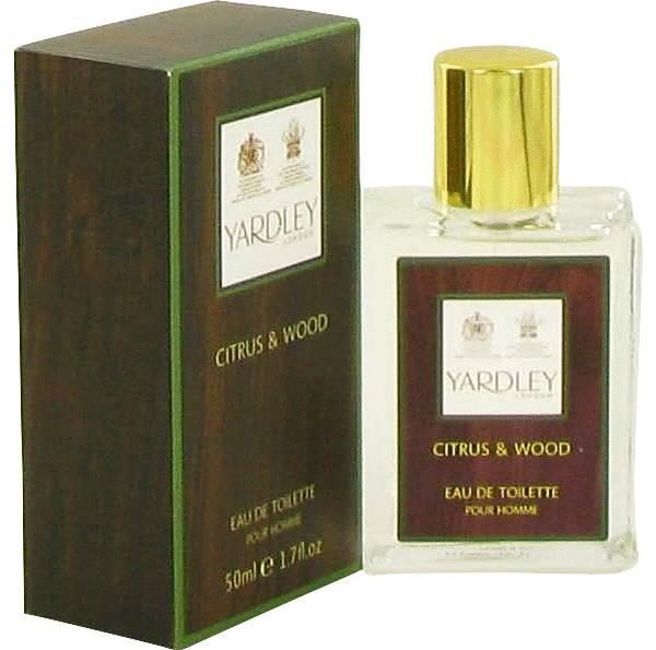 perfume Citrus & Wood Cologne