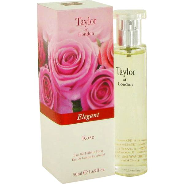 perfume Elegant Rose Perfume