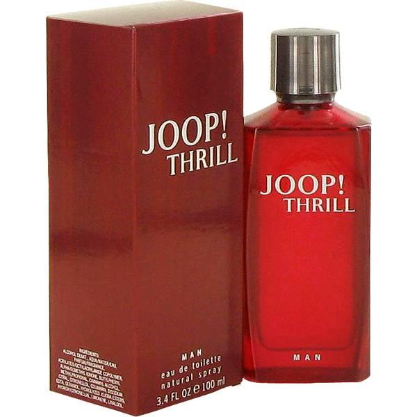 perfume Joop Thrill Cologne