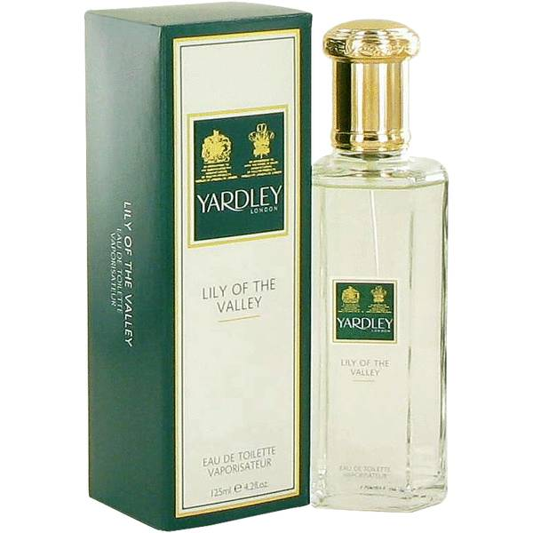 perfume Lily Of The Valley Yardley Perfume