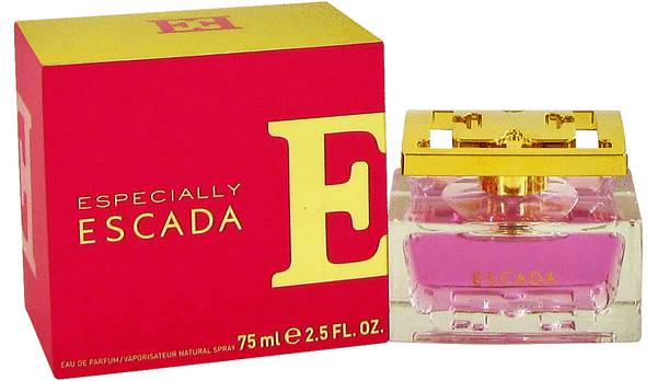 perfume Especially Escada Perfume