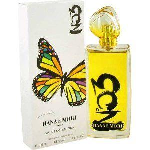 Hanae Mori Eau De Collection No 3 Perfume, de Hanae Mori · Perfume de Mujer