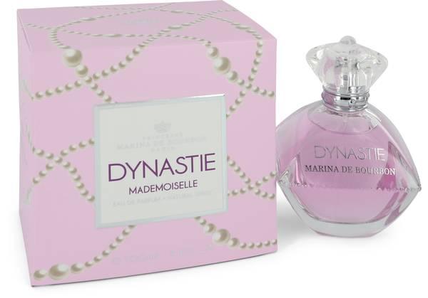 perfume Marina De Bourbon Dynastie Mademoiselle Perfume