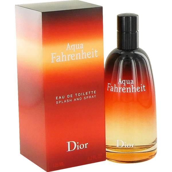 perfume Aqua Fahrenheit Cologne