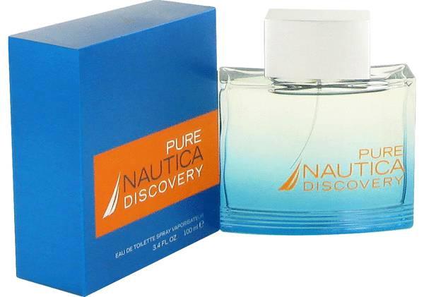 perfume Nautica Pure Discovery Cologne