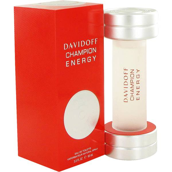 perfume Davidoff Champion Energy Cologne