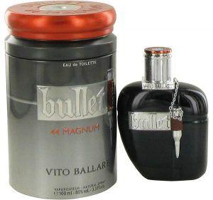 Bullet 44 Magnum Cologne, de Vito Ballare · Perfume de Hombre