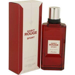 Habit Rouge Sport Cologne, de Guerlain · Perfume de Hombre