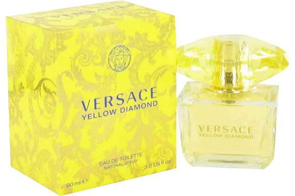 perfume Versace Yellow Diamond Perfume