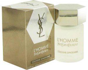 L'homme Gingembre Cologne, de Yves Saint Laurent · Perfume de Hombre