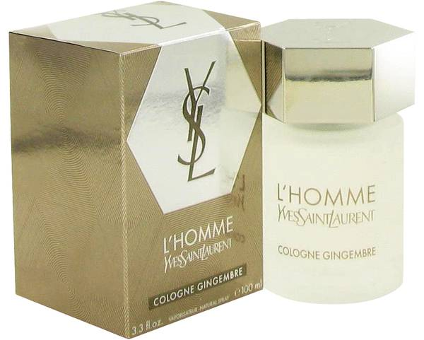perfume L'homme Gingembre Cologne