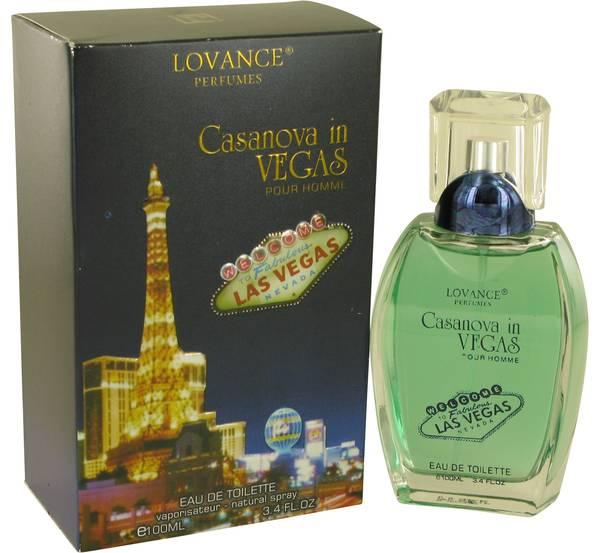 perfume Casanova In Vegas Cologne