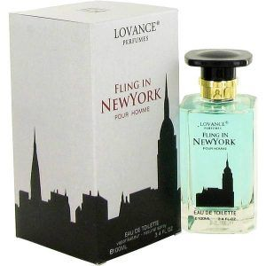 Fling In New York Cologne, de Lovance · Perfume de Hombre