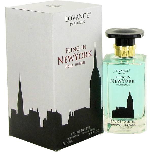 perfume Fling In New York Cologne