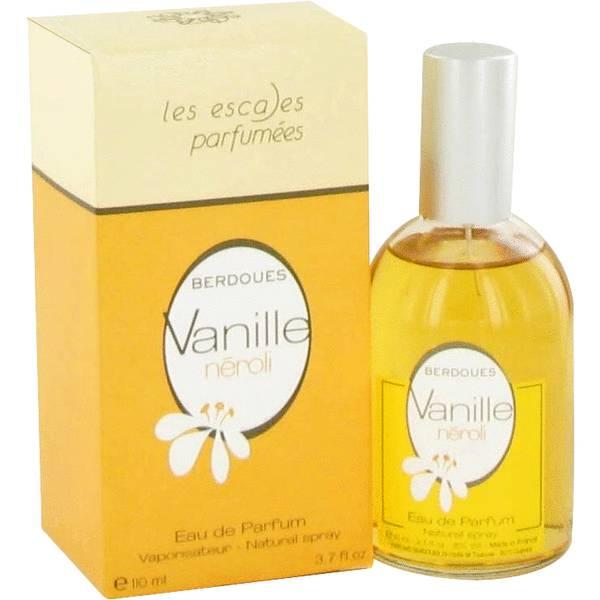 perfume Berdoues Vanille Neroli Perfume