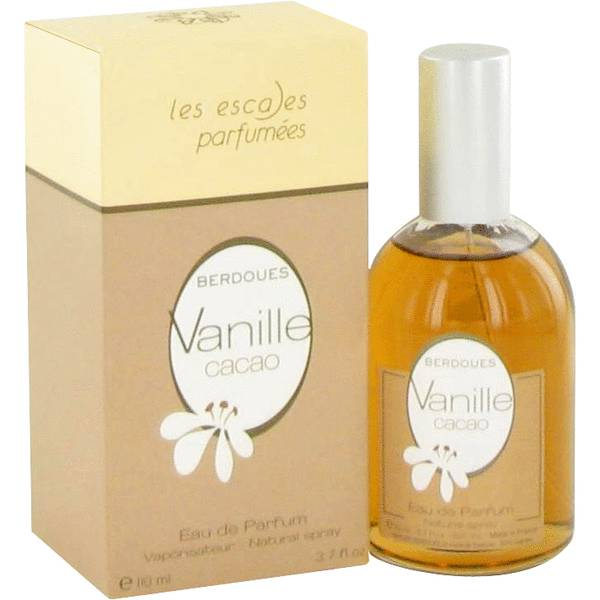 perfume Berdoues Vanille Cacao Perfume