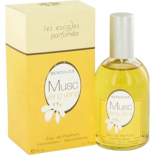 perfume Berdoues Musc Ylang Ylang Perfume