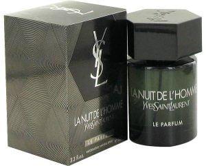 La Nuit De L'homme Le Parfum Cologne, de Yves Saint Laurent · Perfume de Hombre