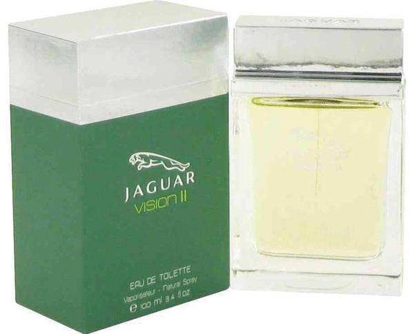 perfume Jaguar Vision Ii Cologne