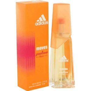 Adidas Moves Pulse Perfume, de Adidas · Perfume de Mujer