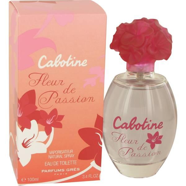 perfume Cabotine Fleur De Passion Perfume