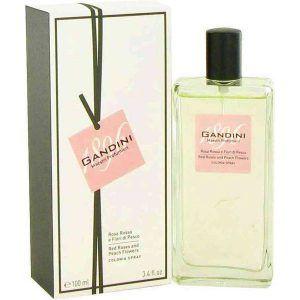Gandini Red Roses And Peach Flowers Perfume, de Gandini · Perfume de Mujer
