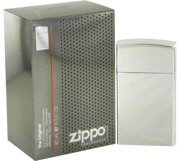 perfume Zippo Silver Cologne