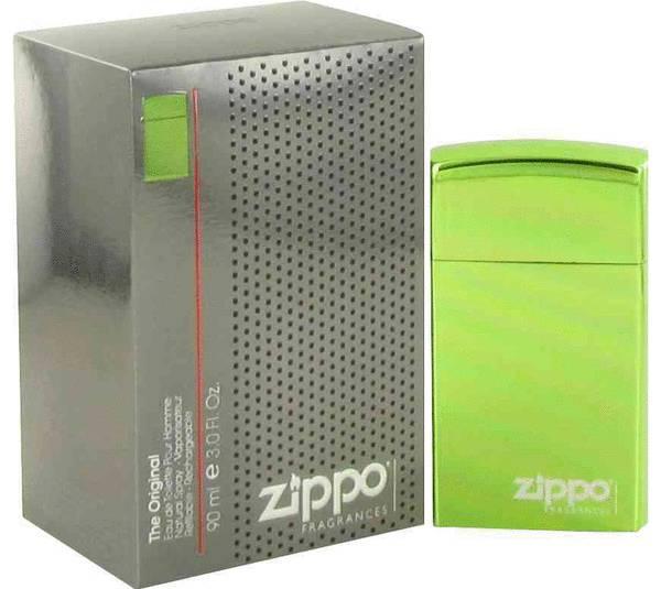 perfume Zippo Green Cologne