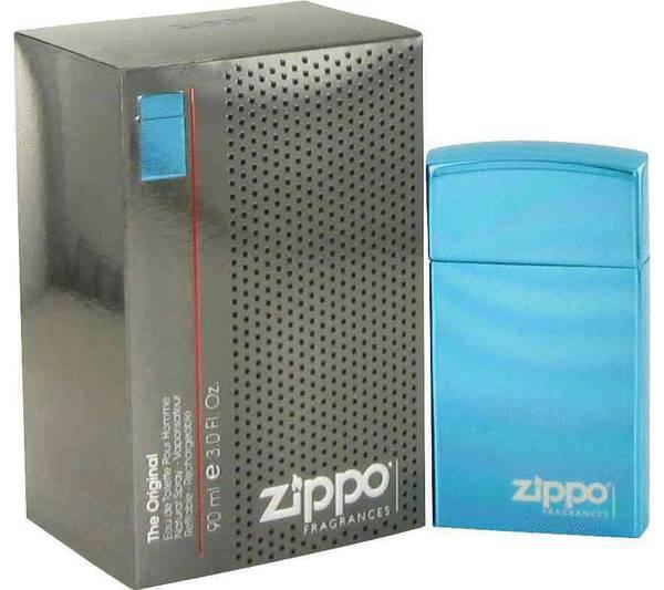 perfume Zippo Blue Cologne