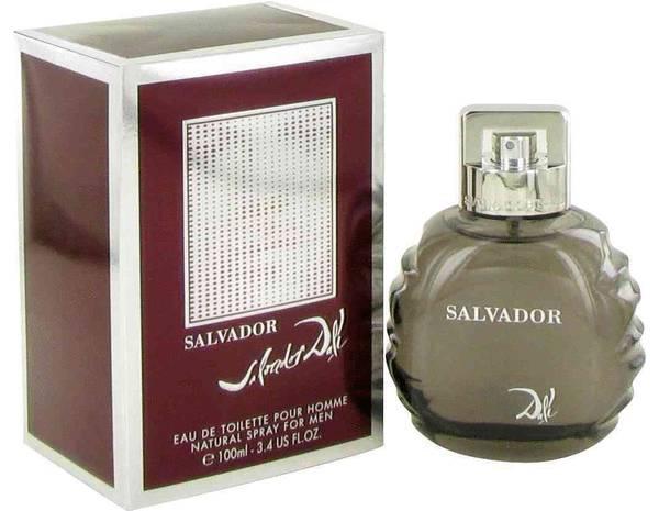 perfume Salvador Cologne