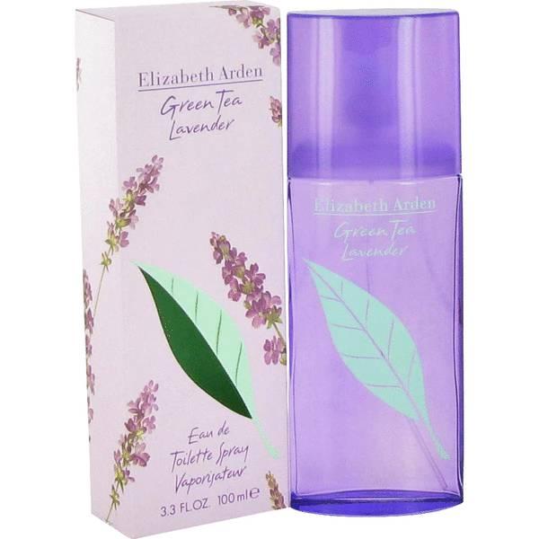 perfume Green Tea Lavender Perfume