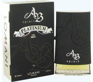 Ab Spirit Platinum Cologne, de Lomani · Perfume de Hombre