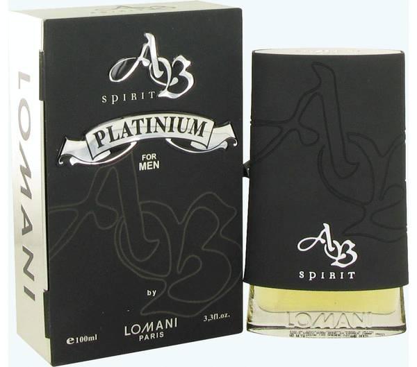 perfume Ab Spirit Platinum Cologne
