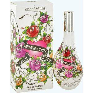 Love Generation Rock Perfume, de Jeanne Arthes · Perfume de Mujer