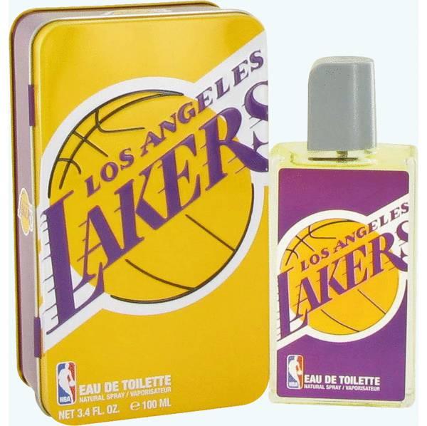 perfume Nba Lakers Cologne