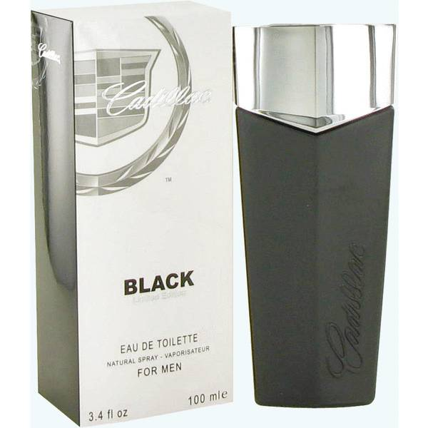 perfume Cadillac Black Cologne