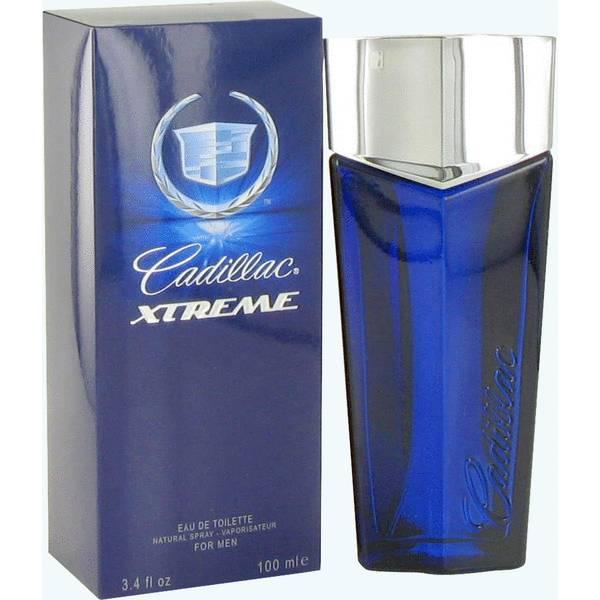 perfume Cadillac Extreme Cologne