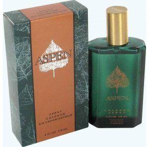 Aspen Cologne, de Coty · Perfume de Hombre