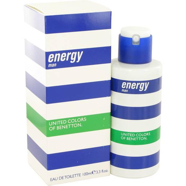 perfume Benetton Energy Cologne