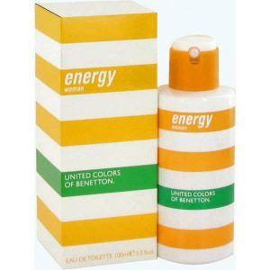 Benetton Energy Perfume, de Benetton · Perfume de Mujer