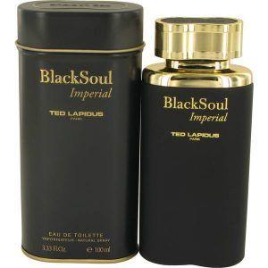 Black Soul Imperial Cologne, de Ted Lapidus · Perfume de Hombre