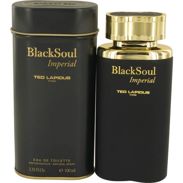 perfume Black Soul Imperial Cologne