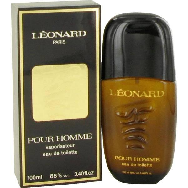 perfume Leonard Pour Homme Cologne